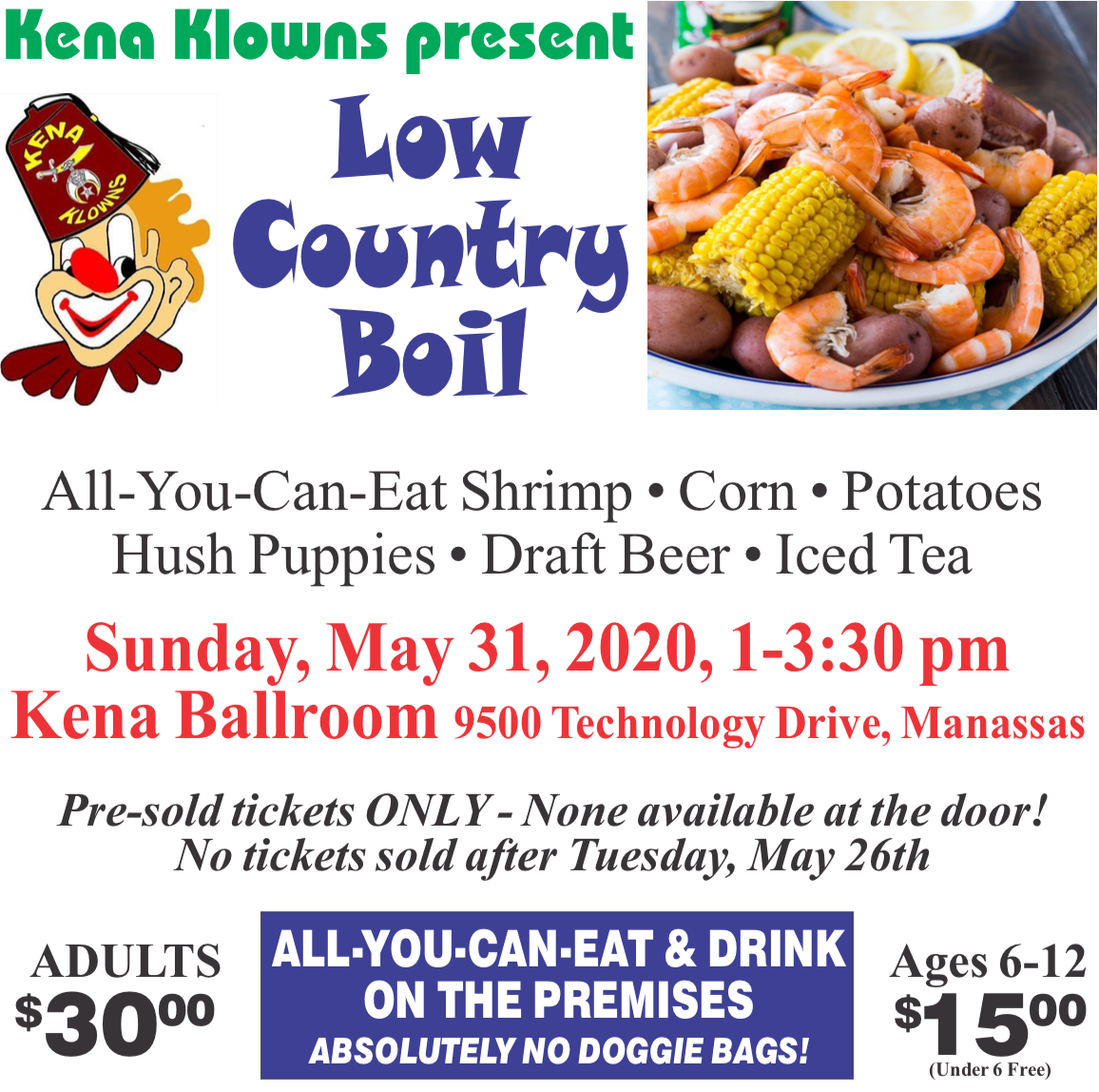 Kena_Klowns-Low_Country_Boil